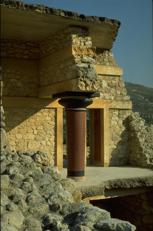 Knossos apx. 1976 Photo: O.Leholt - Canon TX